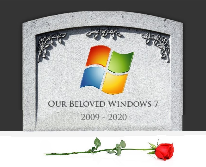 Windows 7 End of Support – What does it mean for me?